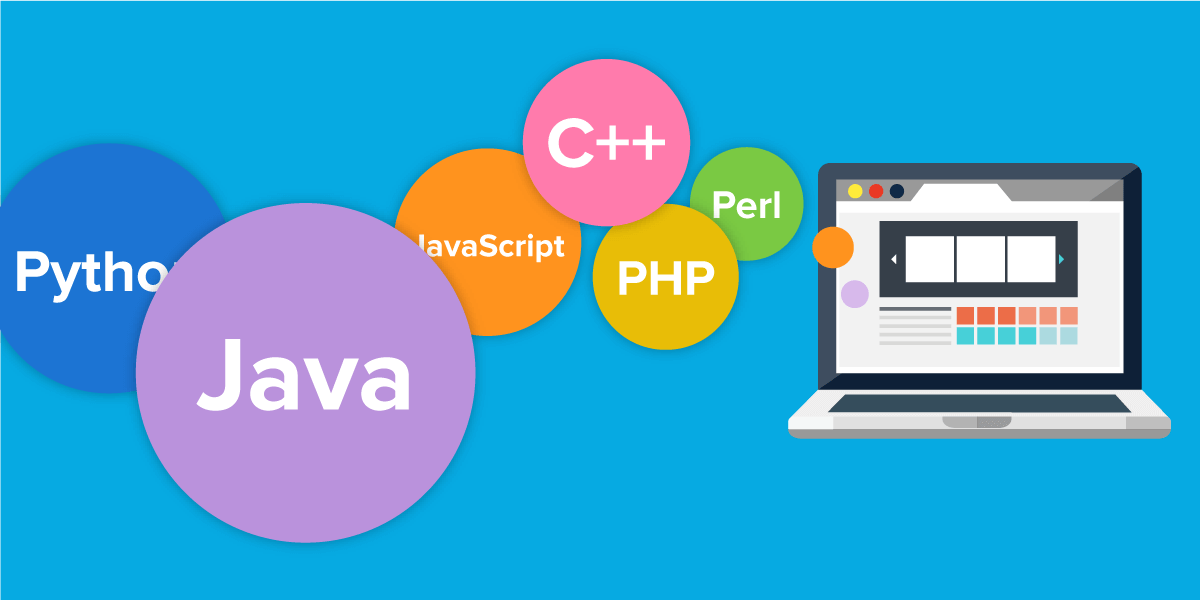 The most popular website programming languages nowadays