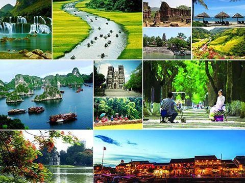 Top 5  tourist destinations in the North of Vietnam.