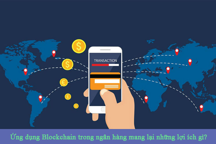 Blockchain Application in Banking.