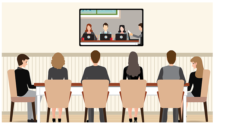 Solution for developing online conferencing Video / Audio call application