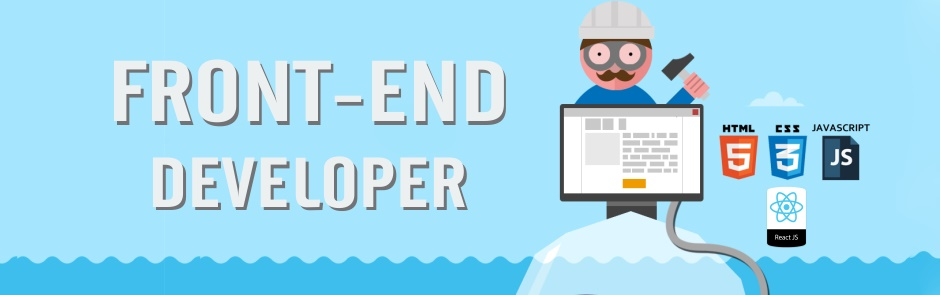 WHAT IS THE FRONT-END? WHAT SKILLS DO FRONT END PROGRAMMERS NEED?
