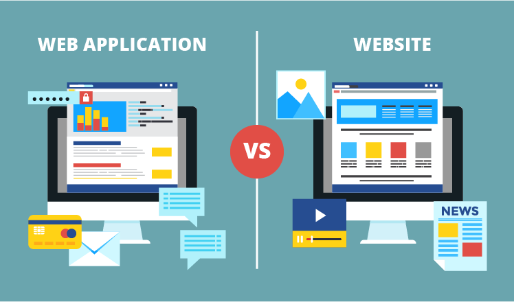 WHAT IS WEB APP? WHAT'S DIFFERENT WITH WEBSITE