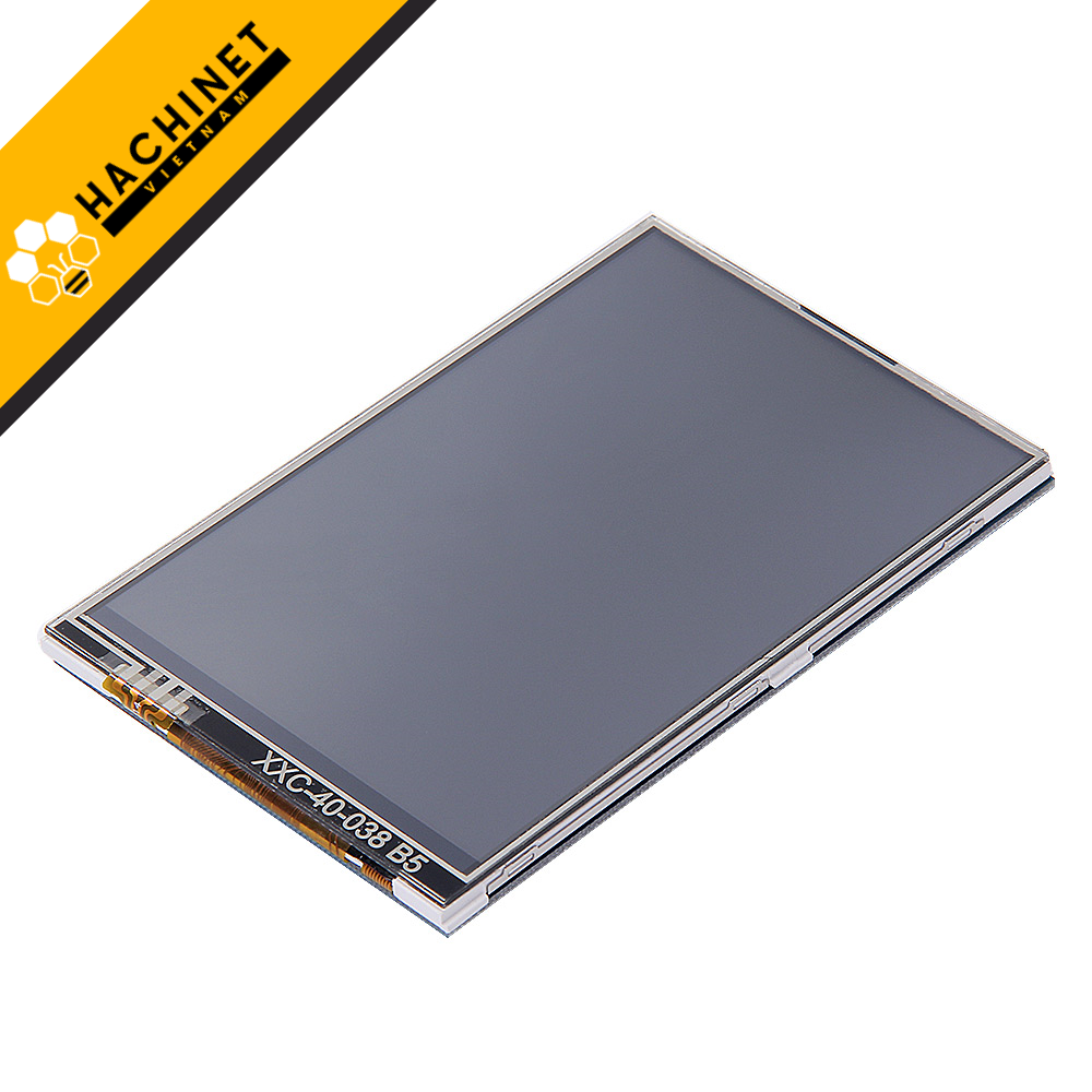 WAVESHARE 4 INCH HDML LCD, 800X480, ISP GUIDE