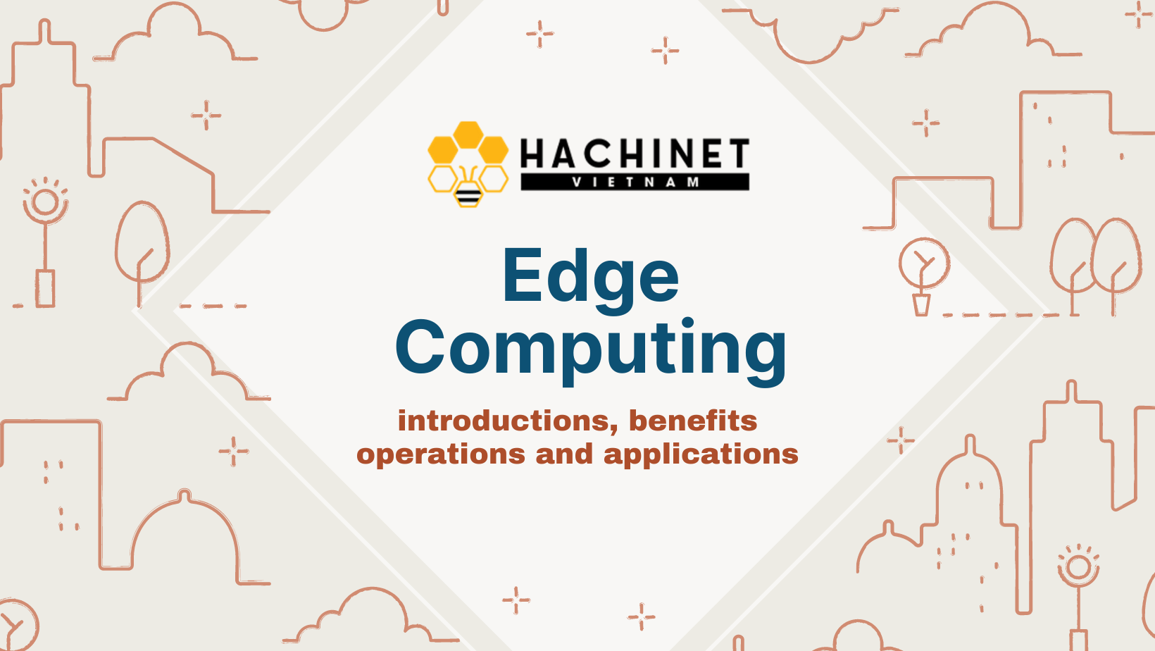 Edge Computing - introductions, benefits operations and applications