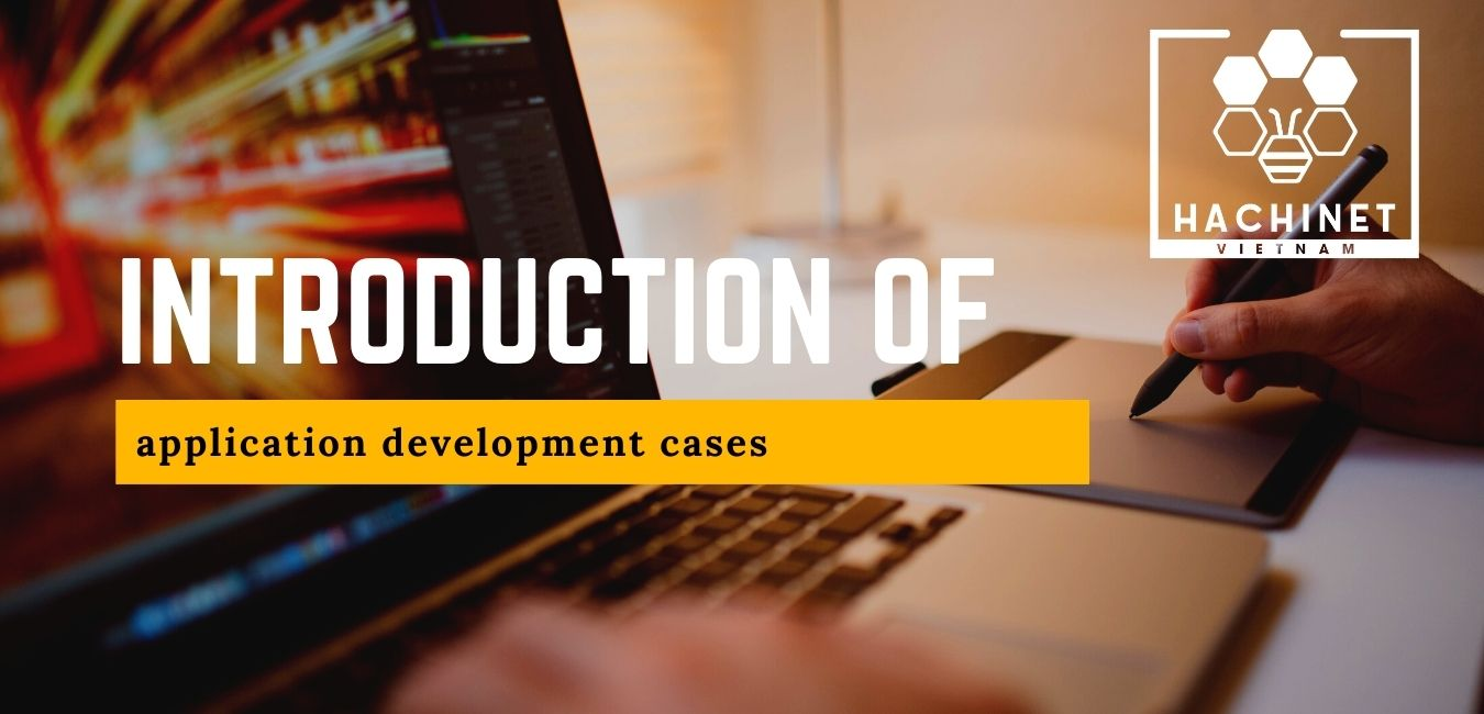 Introduction of application development cases ❘ Hachinet Software